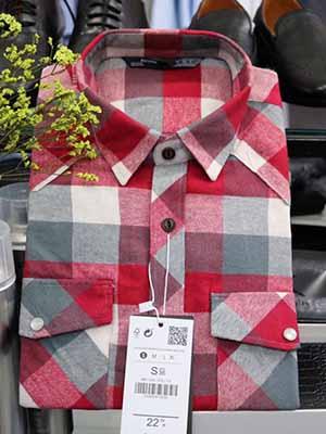phong cách thời trang nam -Áo sơ mi SM12A