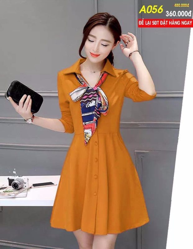 Đầm dạ hội cao cấp 120a