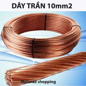 Day cap dong tran 10mm2 malanaz shopping