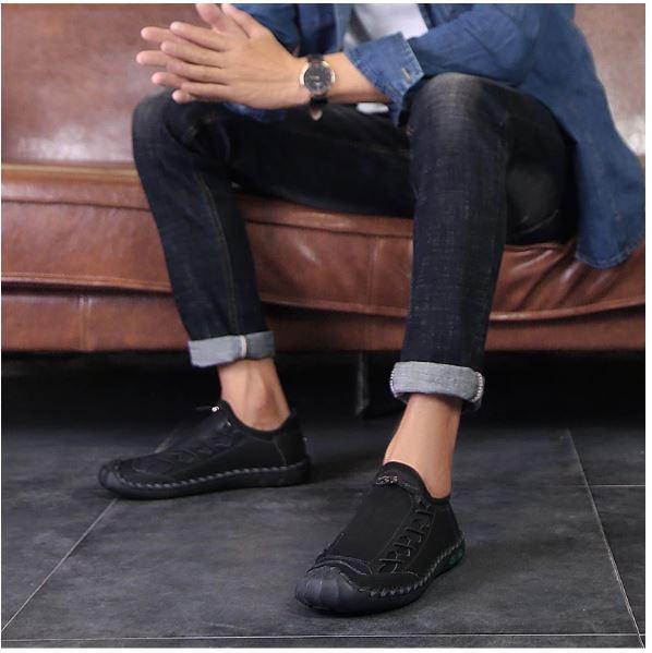 giày nam công sở đẹp - GD31J
