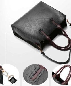 Túi xách da nữ công sở - TX06A