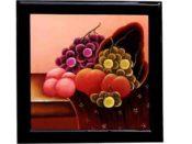 Tranh sơn mài trái cây A
