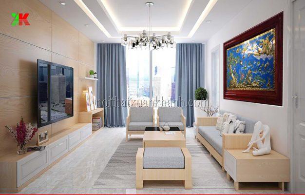 Tranh đồng đại bái - Tranh tặng tân gia nhà mới -TDH01