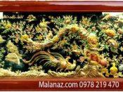 Tranh đông vinh hoa phu quy VH04A