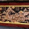 Mua Tranh đồng tại Hà Nội - Tranh đồng quê - DQ12 - A