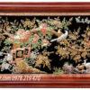 Tranh đồng cao cấp - Vinh hoa phú quý - VH04A