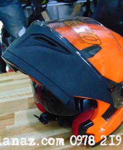 Mũ bảo hiểm có kính chống lóa - BH 07 - A