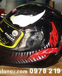 Mũ bảo hiểm có kính chống nắng - BH15A