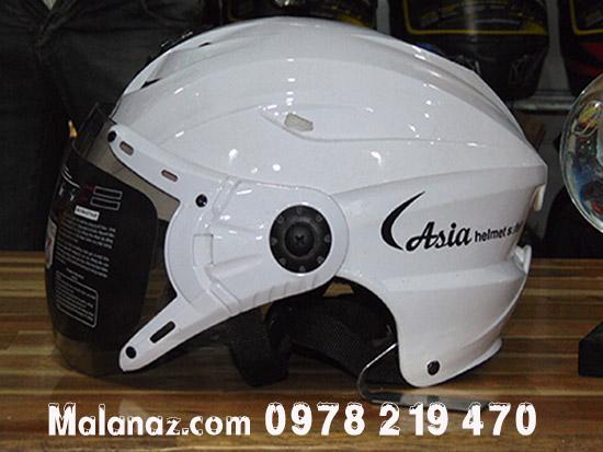Mũ bảo hiểm cao cấp có kính chống nắng Hà Nội - BH10 - A