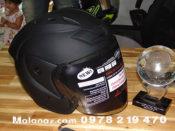 Nón bảo hiểm cao cấp tphcm - BH14 A