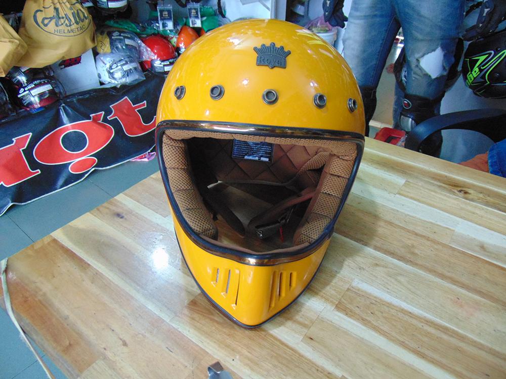 mũ bảo hiểm cao cấp BH01-01