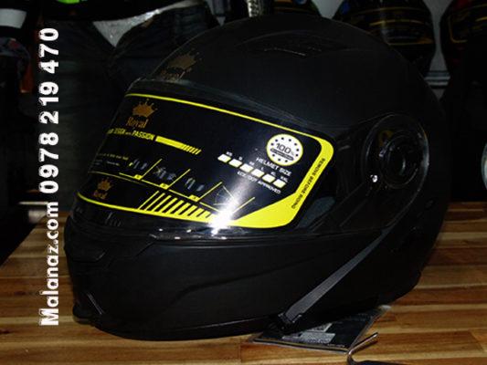 mũ bảo hiểm cao cấp hà nội cho xe máy - BH06 - 02-01