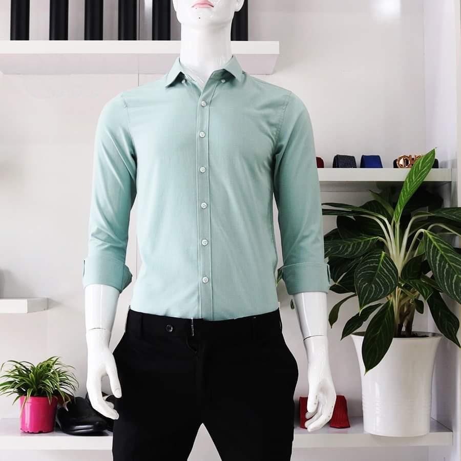 Thời trang công sở nam cao cấp - SM14A