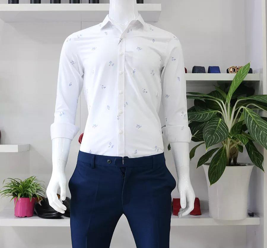 Thời trang nam công sở hàng hiệu cao cấp - SM19