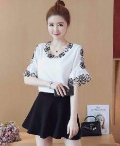Áo sơ mi nữ sành điệu Styles Hàn quốc - PN15