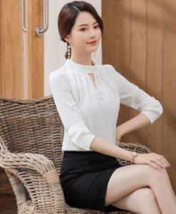 Áo sơ mi style Hàn Quốc - PN09
