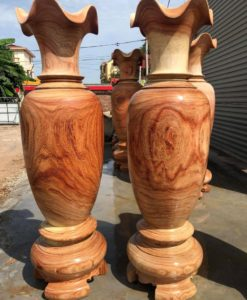 Lục bình gỗ đẹp tphcm - LB06
