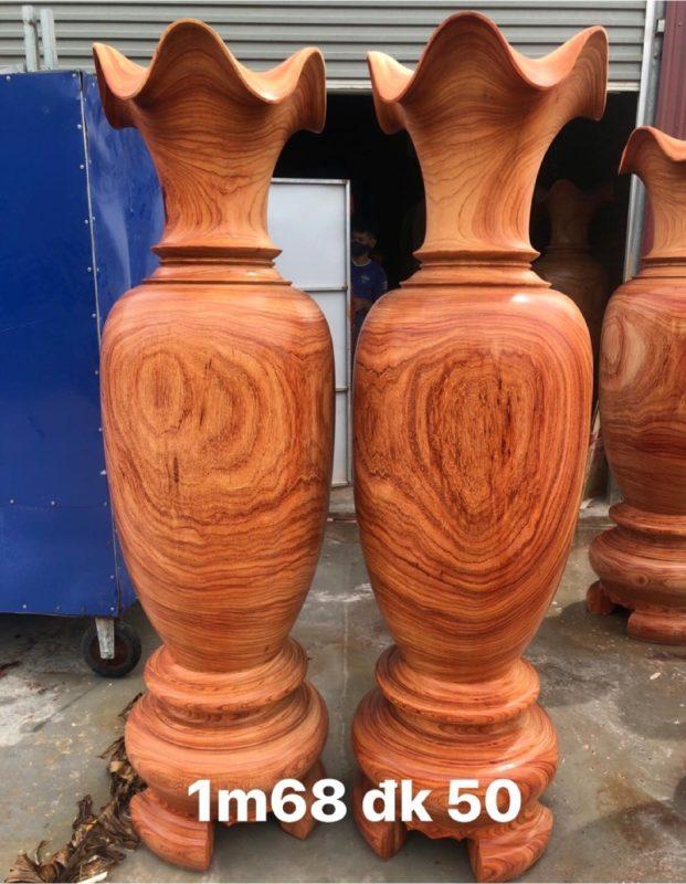 lục bình gỗ cao cấp - LB118 (1)