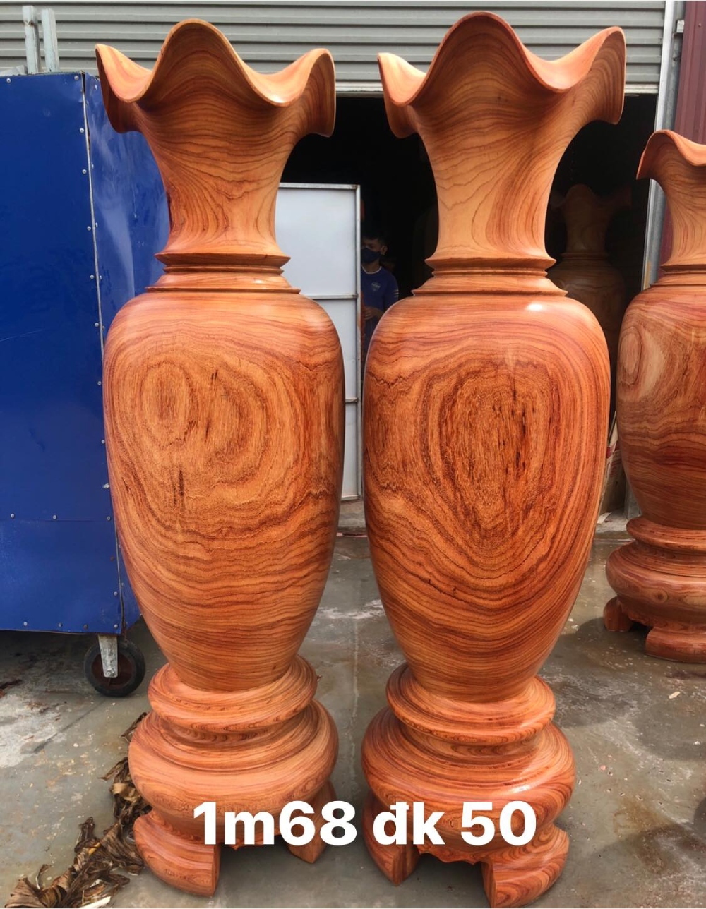 lục bình gỗ cao cấp - LB118