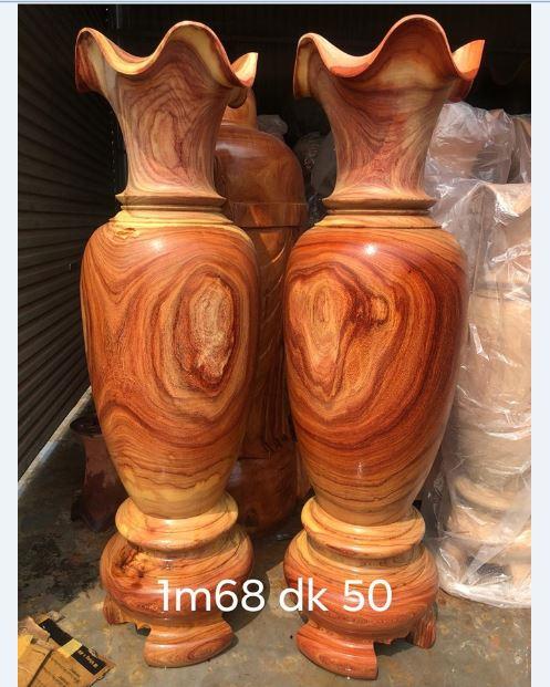 Đồ-gỗ-cao-cấp-Lục-bình-gỗ-hương-168-x-50-cm-VQ04
