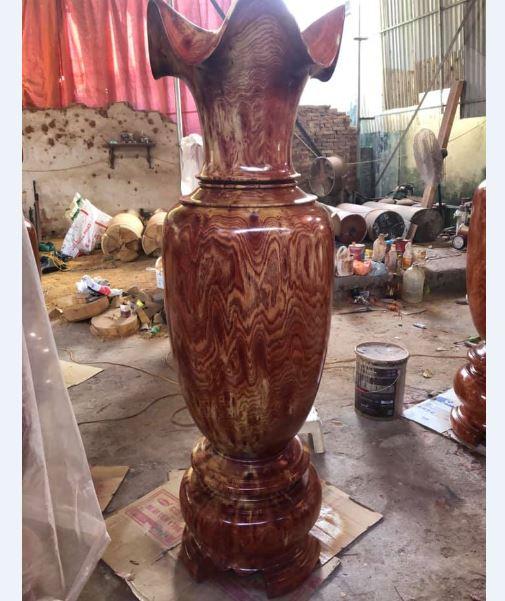 Lục-Bình-Phong-thủy-gỗ-hương-đá-210-x-60-cm-VQ08
