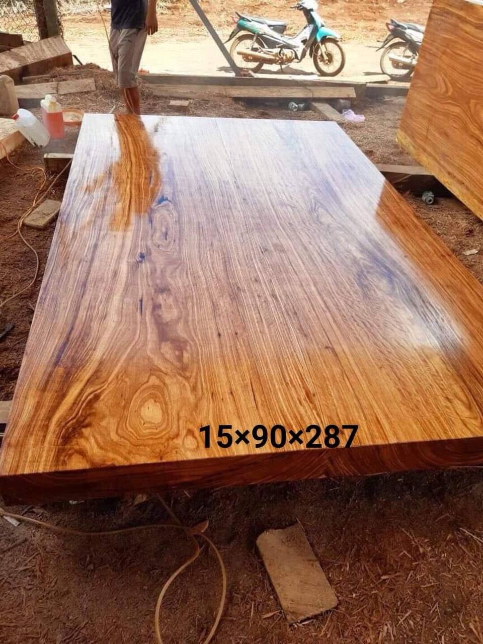 Sập đôi gỗ gõ - NL55A (1)