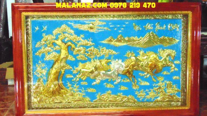 Tranh đồng cao cấp 71 x 110cm - DMD - 22