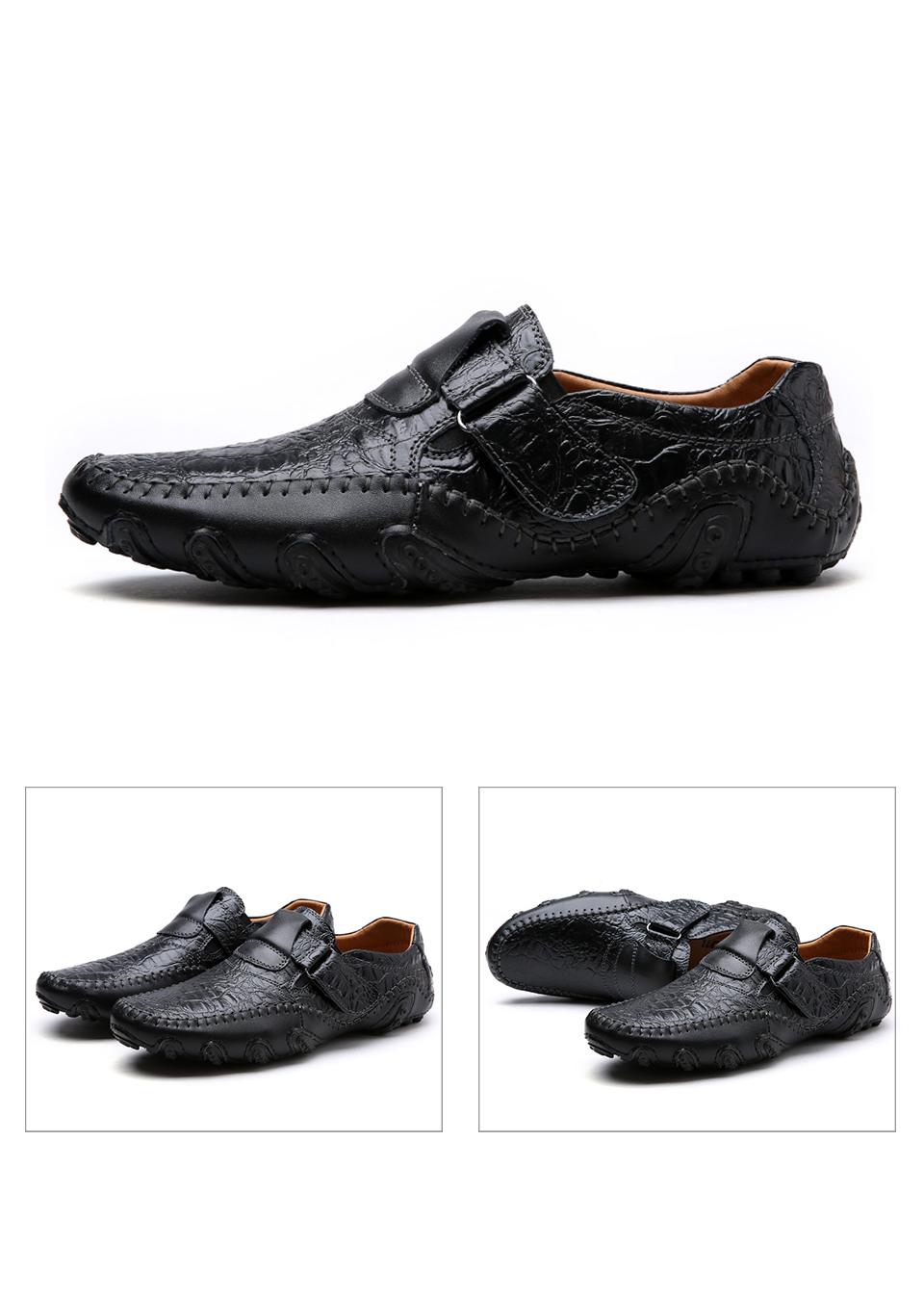 giày da nam cao cấp tphcm - giày da bò nam tphcm - giầy lười nam nhập khẩu