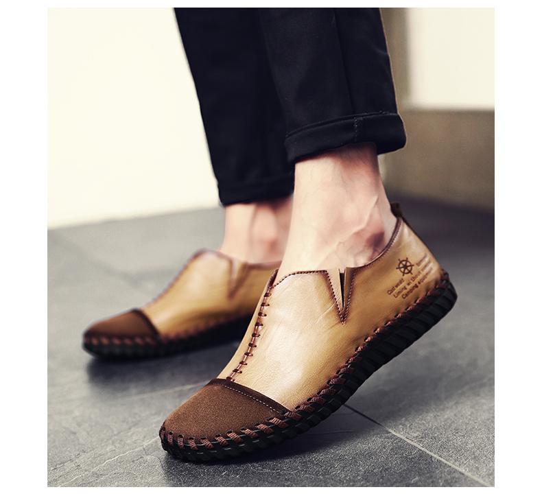 giày da nam hàng hiệu