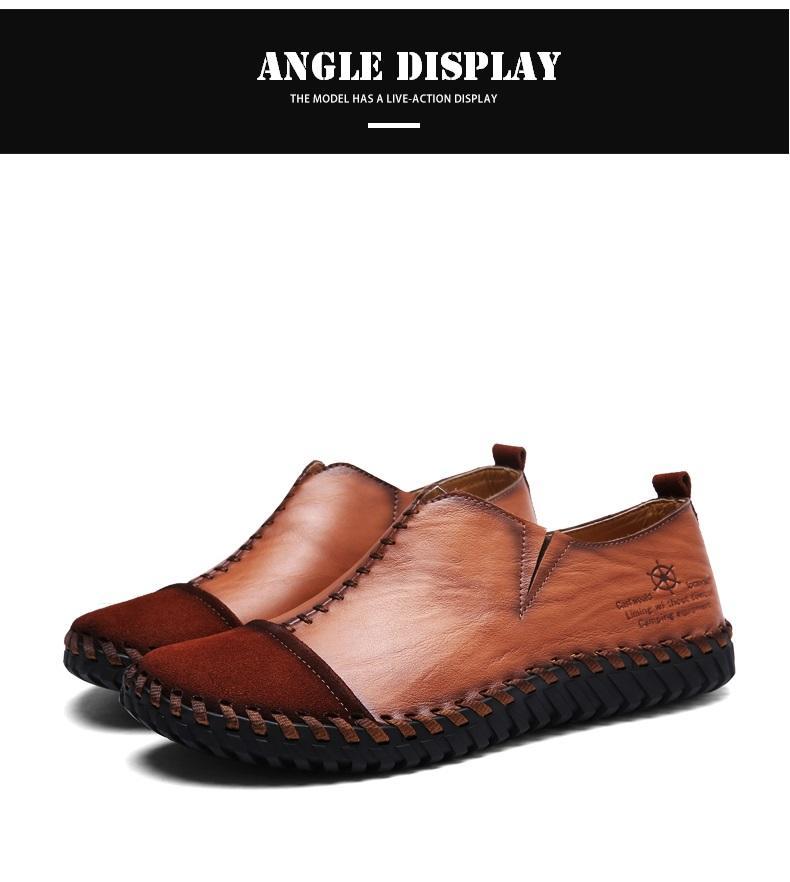 GIÀY DA NAM CÔNG SỞ - GD12 mua giày da nam