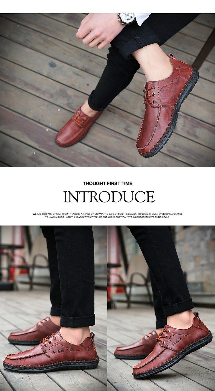 giày da nam hàng hiệu - Malanaz cung cấp giá tốt - giao hàng nhanh