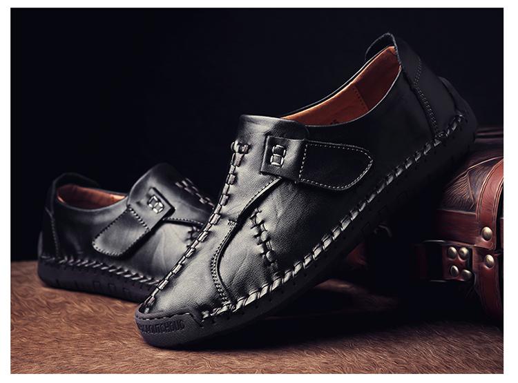 GIÀY NAM HÀNG HIỆU XÁCH TAY - GD14 - mua giầy da nam hàng hiệu
