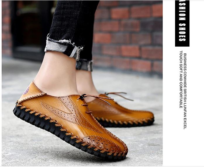 Giày da nam cao cấp tphcm - GD25U
