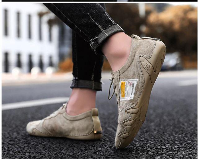 giày tây nam cao cấp -giày nam hàng hiệu xách tay - mua giày da nam ở đâu