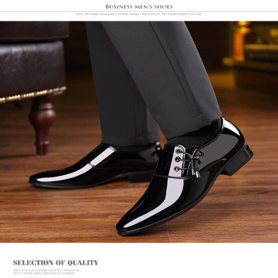 Giày tây nam thời trang cao cấp - mua giày ở đâu -GD19 (1)