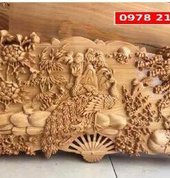 Tranh gỗ phong thủy - Tranh gỗ caao cấp - TL01A