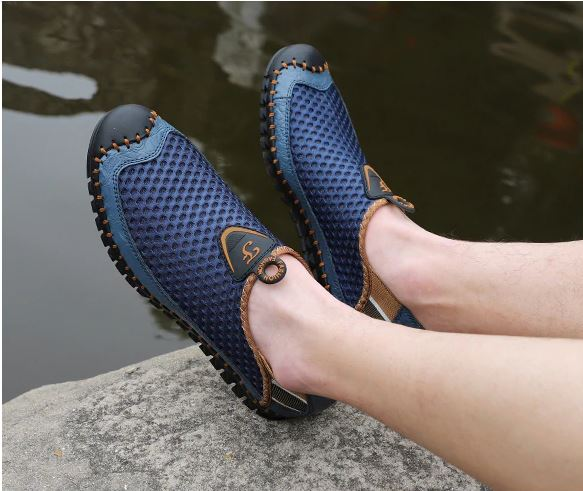 mua giầy da nam hàng hiệu - GD23 - giầy lười nam nhập khẩu - mua giày da nam ở đâu - giày nam hàng hiệu xách tay