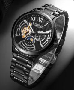 đồng hồ cơ nam chính hãng - DH03H (1)