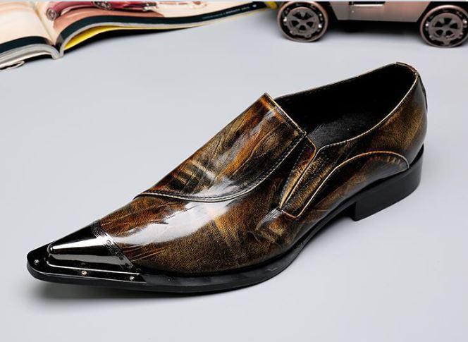 GIÀY NAM CÔNG SỞ - GD33 - mua giầy da nam hàng hiệu