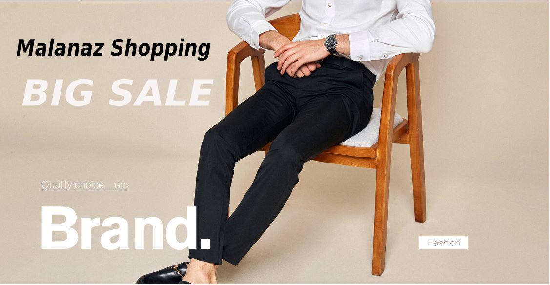 quần tây nam hàng hiệu - quần nam ống đứng