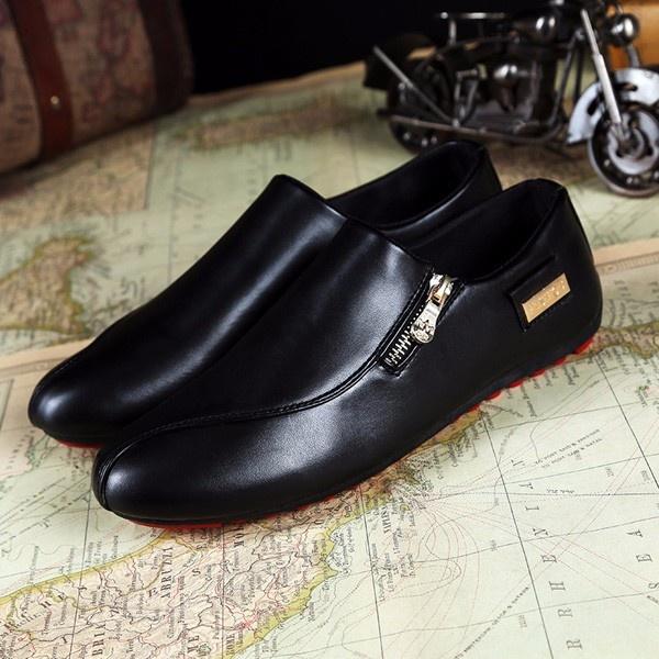Giày da nam công sở - giày tây nam hàng hiệu - GD45F