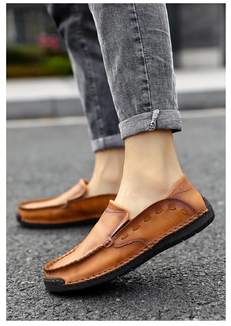 Giày da nam cao cấp - Giày tây nam hàng nhập khẩu - GD35-0
