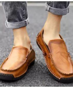 Giày da nam cao cấp - Giày tây nam hàng nhập khẩu - GD35D