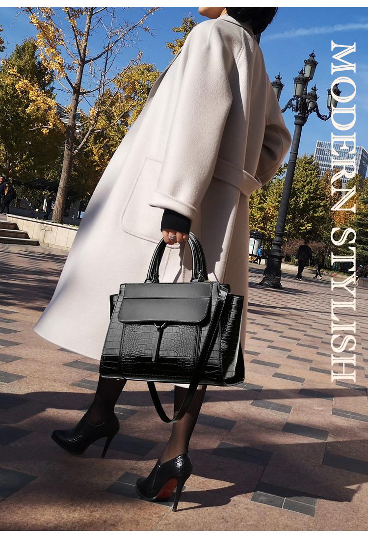 Túi xách da nữ công sở - Túi xách đẹp cao cấp - TX24-18