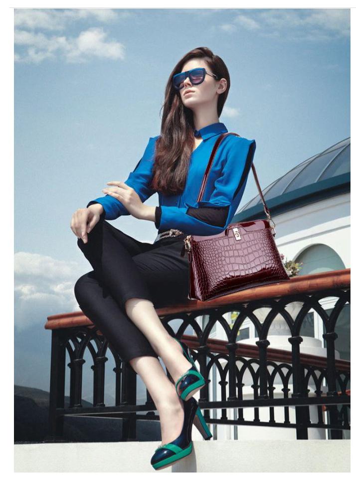Túi xách nữ hàng hiệu - Túi xách thời trang - TX17B