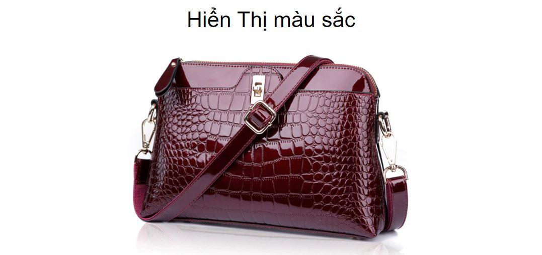 Túi xách nữ hàng hiệu - Túi xách thời trang - TX17E