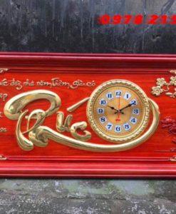 Tranh gỗ tặng tân gia - KT 48 x 108cm - 01 (2)