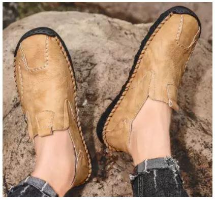 Giày Lười Vaduke Cho Nam Da Thời Trang - GD42D