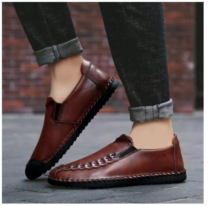 Giày nam công sở Hàng hiệu - Giày nam sành điệu - GD37