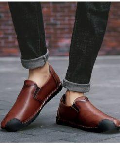Giày nam công sở Hàng hiệu - Giày nam sành điệu - GD37A
